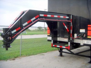 Rv Trailers For Sale >> Repurposed Gooseneck Semi Trailer Conversion | Repurposed ...